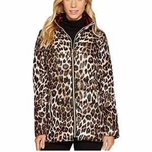 Vince Camuto Puffer Zip Up Coat!!! NWT!!!!